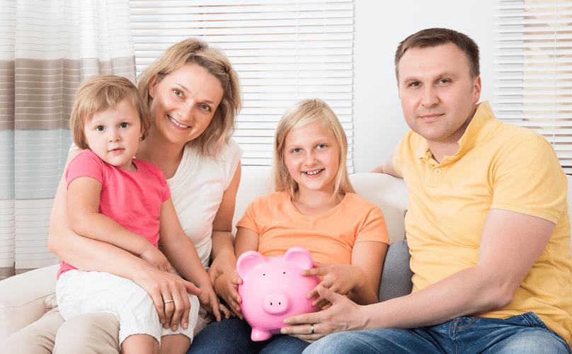 open child savings account uk