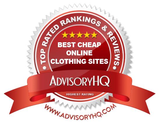 Best Cheap Online Clothing Sites Red Award Emblem