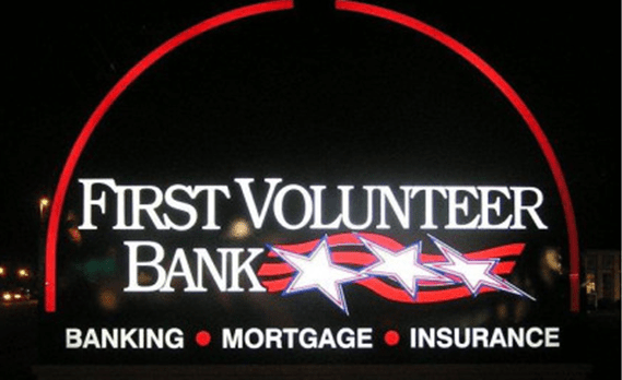 First Volunteer Bank Reviews