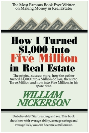 How I Turned $1,000 into Five Million in Real Estate in My Spare Time-min