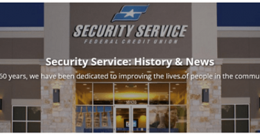 2020 Security Service Federal Credit Union Review