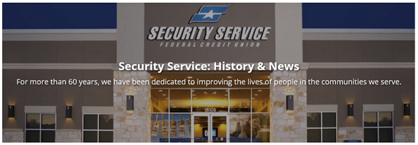 Security Service Federal Credit Union 2020 2021 Ranking Review Advisoryhq