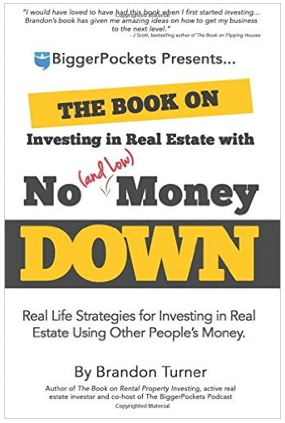 The Book on Investing in Real Estate with No (and Low) Money Down-min