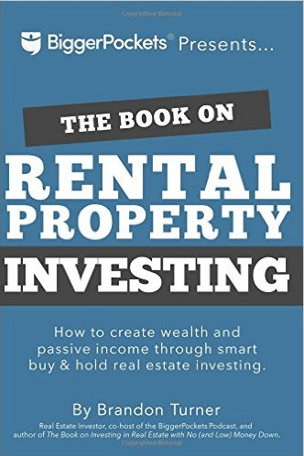 The Book on Rental Property Investing by Brandon Turner-min