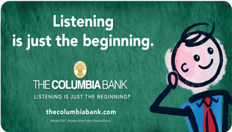 The Columbia Bank Review