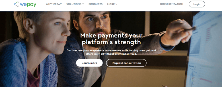 WePay Review - financial technology companies
