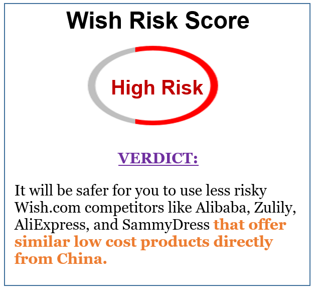 Is wish a trusted site