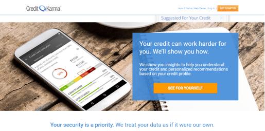 creditkarma down