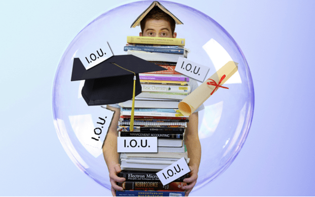 how to pay for college without parents