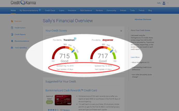 is credit karma accurate