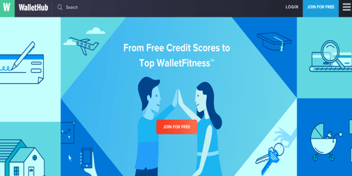 wallethub credit score