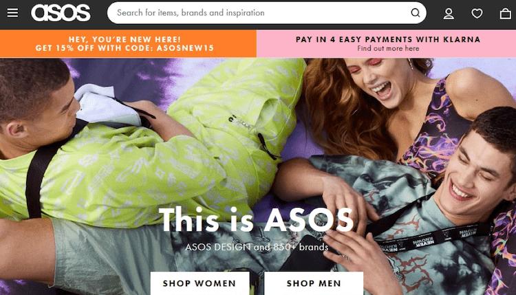 asos.com reviews