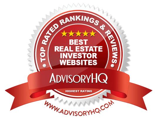 Best Real Estate Investor Website Emblem