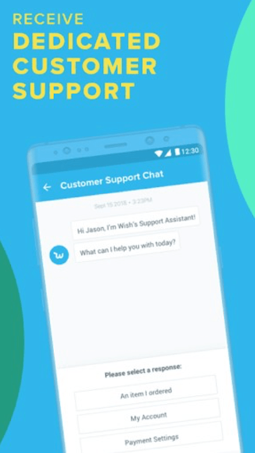 Wish Customer Service Reviews