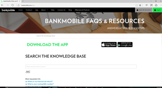 bankmobile reviews-min
