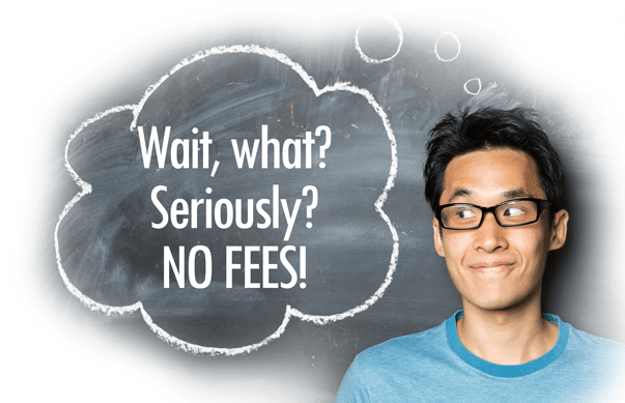banks with no monthly fees