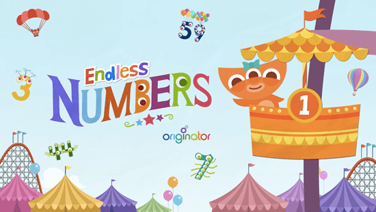 endless numbers best educational apps for toddlers
