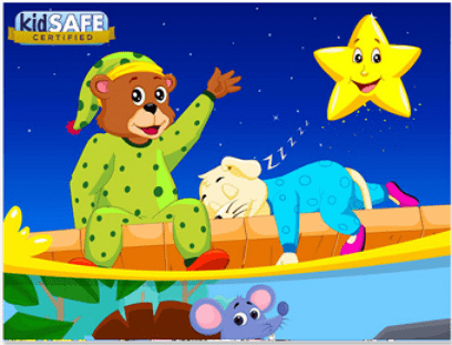 KidloLand Nursery Rhymes for Kids best free apps for toddlers