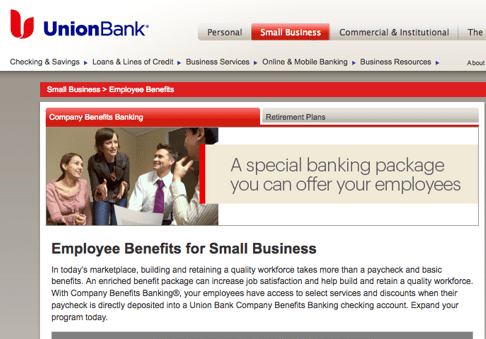 best online checking account - Union Bank