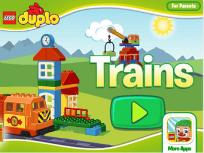 duplo best toddler apps