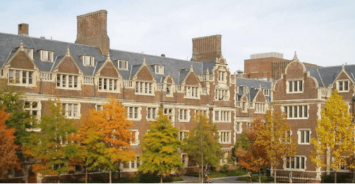 University of Pennsylvania is a top undergraduate business schools
