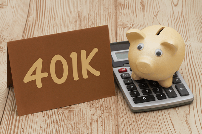401K best roth ira providers