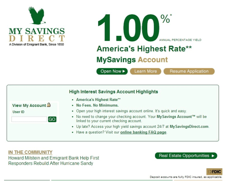 Best savings options ireland 2016