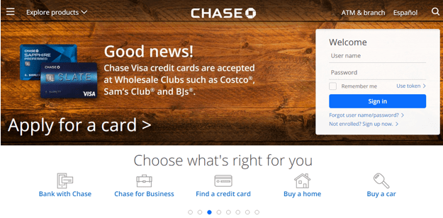 chase savings account coupon