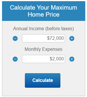 estimate mortgage payment