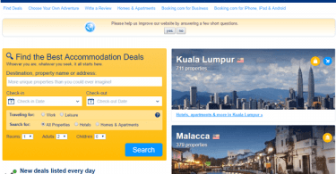 Top travel deals sites hotel air travel page 2 for Best travel booking sites