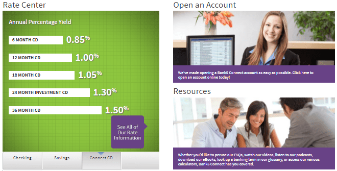 Bank5 Connect – High Interest Savings Account - Best Ranked Online Savings Accounts