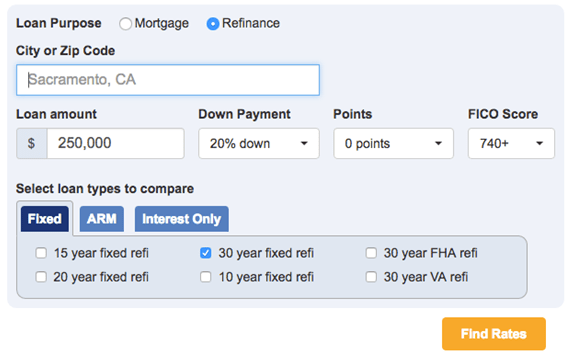 15 year mortgage refinance rates-min