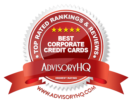 Top 6 best corporate credit cards 2017 ranking compare the best award emblem top 6 corporate credit cards reheart Choice Image