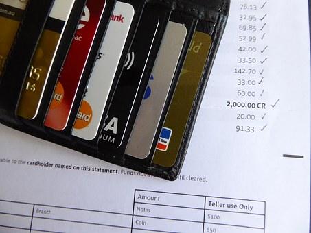 credit cards for damaged credit