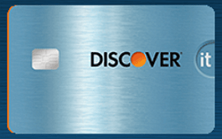 Discover it® for Students Card - credit cards for college students