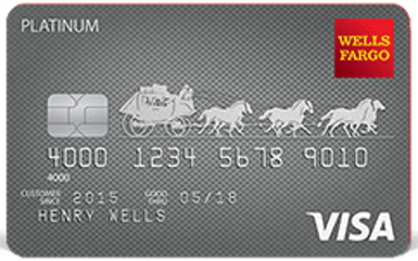 Wells Fargo Secured Credit Card - credit card for no credit borrowers
