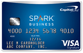 Capital One® Spark® Business Miles Rewards - best credit card for miles