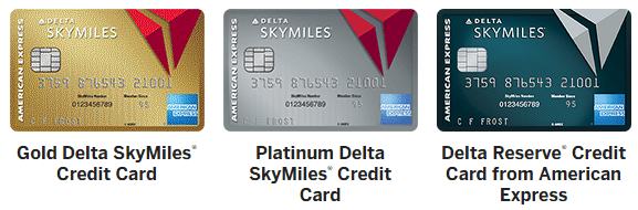 Gold Delta SkyMiles® Credit Card from American Express - best credit cards for airline miles