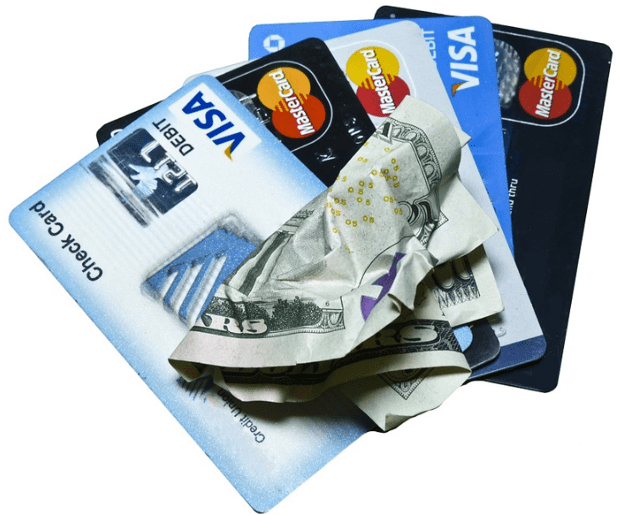 credit cards for low credit