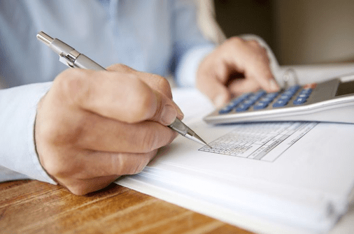 calculate debt to equity ratio-min