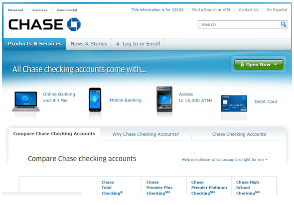 chase checking account bonus-min