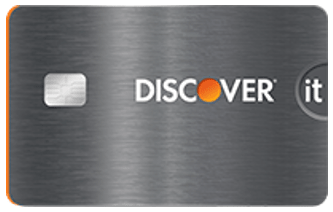 Discover it® Secured Credit Card - credit cards for no credit history