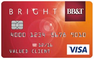 BB&T Bright Card - 0 balance transfer cards