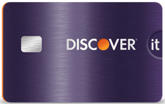DiscoverIt® Cashback MatchTM card - good first credit card