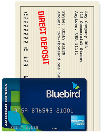 bluebird prepaid debit cards with no fees