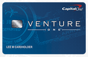 Capital One® VentureOne® - zero interest credit cards
