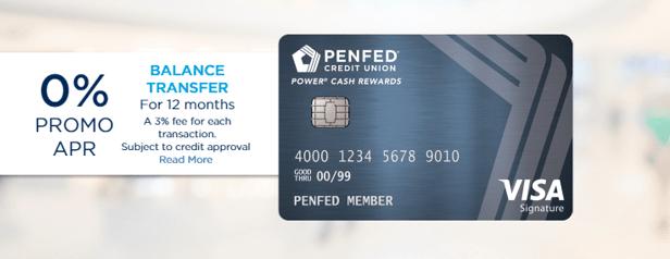 Penfed Card