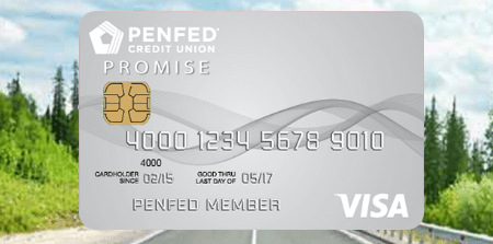 Penfed Credit Card
