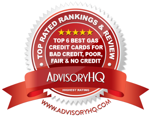 top best gas credit cards for bad credit poor fair no credit