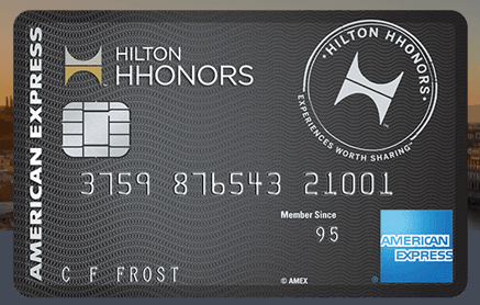 american express hilton hhonors